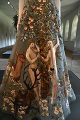 Adam & Eve (Eddie C3) Tags: cloistersmuseumandgardens metropolitanmuseumofart fashion museums art heavenlybodiesfashionandthecatholicimagination