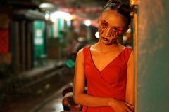 SendiriSatu (a.k.a Rujakandroid.) Tags: portrait people girl asian fahsion concept art