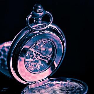 Pocket Watch Details