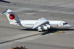 WDL Aviation BAe 146-200A D-AMGL (c/n E2055) Operating on behalf of easyJet. (Manfred Saitz) Tags: vienna airport schwechat vie loww flughafen wien wdl aviation bae 146 b462 damgl dreg
