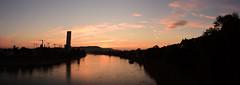 Sunrise am Rhein (RAL3000) Tags: ral3000 sunrise sonnenaufgang rhein basel cityofbasel river switzerland schweiz