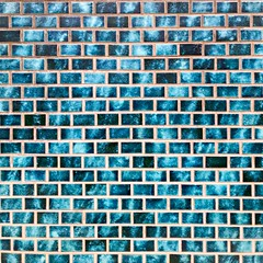 Ceramic tiles on exterior wall (DigiPub) Tags: 1021543892 gettyimages backgrounds