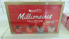 Pangburn's of Texas - Millionaires Collection (Adventurer Dustin Holmes) Tags: 2018 russellstovers lebanonmo pangburnsoftexas pangburns candy food sweets sweet chocolate box life millionaire milionaires pecan honeycaramel caramel billionaires billionaire trillionaires trillionaire zillionaires zillionaire crispies cashews almonds almond cashew individuallywrapped honey collection texas missouri lebanon lacledecounty indoor shopping product products packaging package