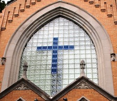 Former Temple Beth-El (Brule Laker) Tags: chicago illinois wickerpark westtown synagogues churches demolitons
