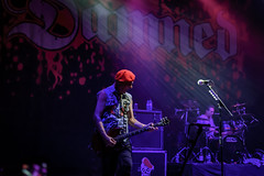 The Damned, Southampton Guildhall 22-08-2018 089 (Matt_Rayner) Tags: southamptonguildhall live punk concert thedamned captainsensible guitar pinch drummer