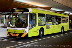 29 (American Bus Pics) Tags: airport gru volvo neobus lowentry