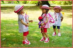 Kindergartenkinder ... (Kindergartenkinder 2018) Tags: annette himstedt dolls kindergartenkinder annemoni milina sanrike leleti