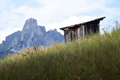 Hut (Alessandro Atria) Tags: italy dolomites altabadia summer 2018