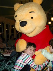 Winnie-the-Pooh (moacirdsp) Tags: winniethepooh the crystal palace disneys magic kingdom walt disney world florida usa 2001