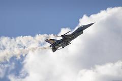 _MG_1045 (Mauro Petrolati) Tags: sion airshow 2017 f16 solo display belga belgian air force f16am