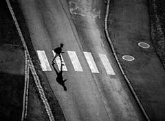 Crossing lines III (MortenTellefsen) Tags: crossing lines monochrome bw blackandwhite blackandwhiteonly street streetphoto gatefoto gate forgjengerfelt skygge shadow norway norwegian bergen