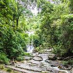 Thaïlande - Waterfall near Chiang Mai thumbnail