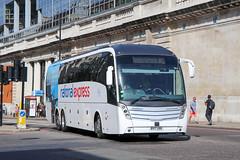 National Express LA227 BV17GRK (busmanscotland) Tags: bv17grk bv17 grk national express la227 volvo b11rt caetano levante 3
