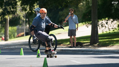 DSC06725-p (Myprofe) Tags: skateboard slalom madrid downhill moncloa westpark skate