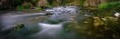 Wasser im Fluss (Jensens PhotoGraphy) Tags: deutschland dlsr de badenwürttemberg schwäbischealb steine moos schmeie bach wasser water landschaft landscape langzeitbelichtung natur nature