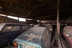 Dust & Silence III (mariburg) Tags: rotten marode forgotten ruin decay desolate derelict cars rustycars auto canoneos6d canonef1635mmf4lisusm