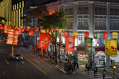 Mid-Autumn Festival (chooyutshing) Tags: lanterns decorations lightup display midautumnfestival2018 attractions celebrations newbridgeroad chinatown singapore