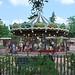 Un manège dans le parc de la tête d'or 2