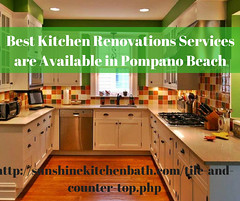Best Kitchen Renovations Services are Available in Pompano Beach (brandonrobson) Tags: are you searching for best kitchen renovations services pompano beach if yes then should choose sunshine bath company which provides renovation service an affordable rate httpsunshinekitchenbathcomtileandcountertopphp