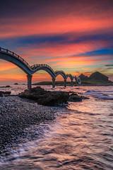 IMG_5916_Chenggong (Mark thanks for 2,000,000+ views) Tags: taiwan 台灣 tw 海岸 coast 日出 sunrise 海 sea
