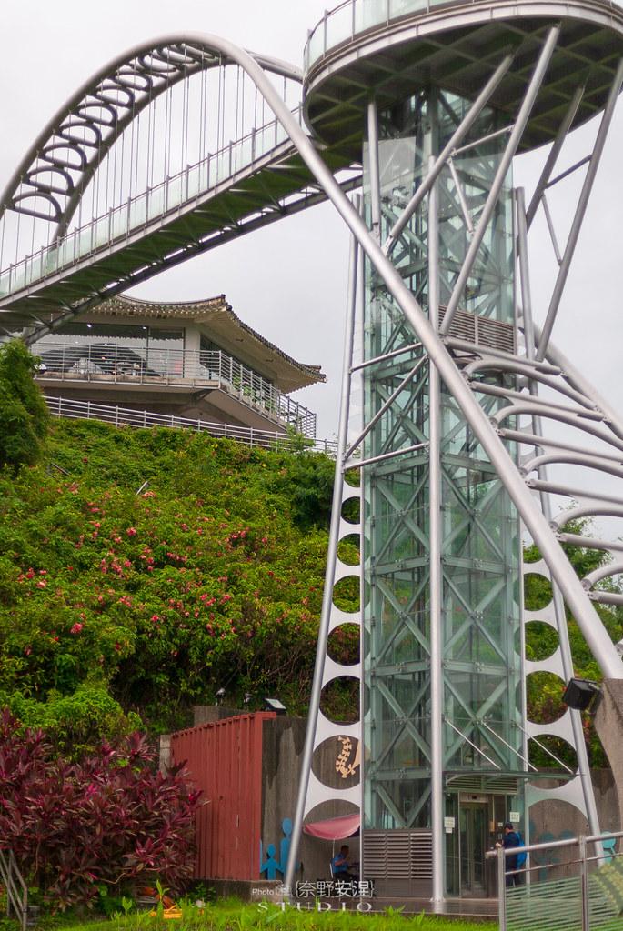 曾文水庫360度咖啡觀景樓 |雨後的台灣,很美2
