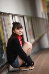蕙羽1042 (Mike (JPG直出~ 這就是我的忍道XD)) Tags: 小羽 台灣大學 鍾蕙羽 june nikon d750 model beauty 外拍 portrait 2017