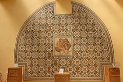 Mosaics, Tipasa Museum, Algeria (Buster&Bubby) Tags: museum romanruins tipasa tipasamuseum algeria mediterranean unesco unescoworldheritagesite algérie