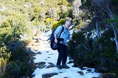 20180908-11-Radford and Zig Zag tracks on Mt Wellington (Roger T Wong) Tags: 2018 australia hobart mtwellington rogertwong sel24105g sony24105 sonya7iii sonyalpha7iii sonyfe24105mmf4goss sonyilce7m3 tasmania bushwalk portrait snow