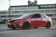 Reanne's Turbo Forte (Tyler Hennebury) Tags: kia turbo forte korean kdm boost boosted low lowered car cars camber supercar auto automotive sedan coupe luxury