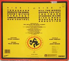"DRI THRASH ZONE 12"" Vinyl LP (vinylmeister) Tags: vinylrecords albumcoverphotos gramophone lp heavymetal thrashmetal deathmetal blackmetal vinyl schallplatte disque album"