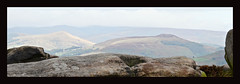 Win Hill - Losehill panorama from Higger Tor (westoncfoto) Tags: derbyshiremoors burbage hathersage stanage higgertor weather rain sun