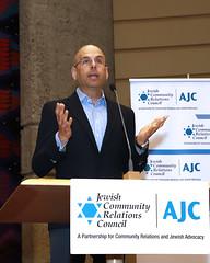 Rabbi Aaron Bergman, Adat Shalom Synagogue