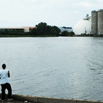 Fishing in Flushing Bay thumbnail