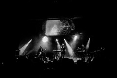 Jane Weaver @  Manchester Ritz 30.11.17 (eskayfoto) Tags: panasonic lumix lx3 gig music concert live band stage tour manchester lightroom manchesterritz ritz theritz janeweaver jane weaver monochrome mono bw blackandwhite p1640824editlr p1640824