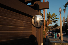 (Natalia K.) Tags: nataliaklimovaphotography fujix100f california selfportrait street