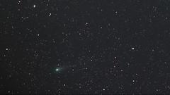 Comet 21P/Giacobini-Zinner on August 24 2018 (Radical Retinoscopy) Tags: comet giacobinizinner 21p comet21p periodic astronomy astrophotography nightsky nebulosity stacking canon70d canon200mmf28 ioptronskytracker camelopardalis astrometrydotnet:id=nova2754724 astrometrydotnet:status=solved