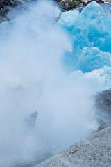 Nygardsbreen-06140.jpg (Jos Werkhoven) Tags: norway noorwegen danger blauwgevaar nygardsbreen gletsjer norge ijs ijsblokken meltingice smeltendijs glacier escaped ontsnapt calvingglacier