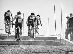 fields of joy day 1 mens elite (AlistairKiwi) Tags: cyclocross series bike bicycle cycling velo race olympus omd cx rapha nswcx sport essendon fields melbourne vic fieldsofjoy people