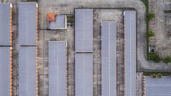Dickinson Self Storage, Down 2 (Mabry Campbell) Tags: dji dickinson houston phantompro4 texas usa architecture building image photo selfstorage storage f32 mabrycampbell april 2018 april282018 20180428mabrycampbelldji0219 88mm ¹⁄₅₀sec 100 24mm fav10