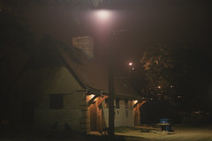 Lights & Shadows (Jovan Jimenez) Tags: sony alpha a6500 canon 40mm stm f28 light shadow ilce 6500 flare night chicago mist fog lakefront lowcon explored explore
