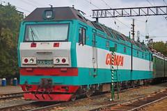 2ES6-065 (zauralec) Tags: rzd ржд локомотив курган депо электровоз синара sinara 2es6 2эс6 kurgan depot 2es6065 065 2эс6065
