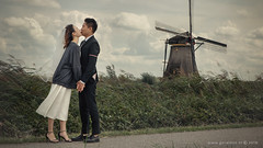 The Kiss . . . (Geraldos ) Tags: f56 1160 iso100 no flash nikon d850 marriage kinderdijk geraldos gerald emming mood atmosphere naturallight