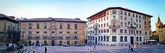Plaza de Alfonso II el Casto. Oviedo. Asturias. Spain (Randy Durrum) Tags: plaza de alfonso ii el casto oviedo asturias spain panorama durrum samsung s9