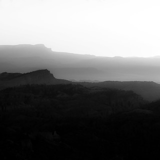 Vanishing Landscape 018
