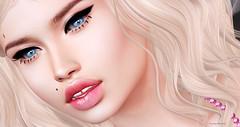 Style1975 (Kayshla Aristocrat) Tags: leluck thedarkness girlpower doe catwa closeup face blonde blueeyes kay appliers avatar blogger blog bento bentomeshhead kayshlaaristocrat