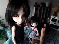 Yago y Lucia Ormendia (Lunalila1) Tags: doll groove family tatsuha taeyang sebastian teacher yago ormendia lucia dal pooka puki
