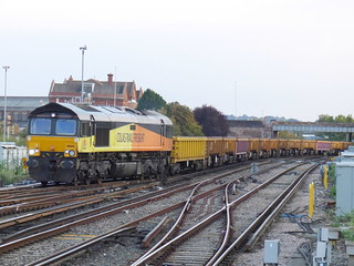 66849 at eastleigh