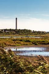 RSPB Rainham (Alan Dell) Tags: rspb rainhammarshes rainham essex landscape reflection urban lateafternoon