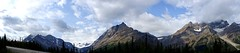 """""""You Are Part of My Growth, and I Thank You""""  -  Lori Deschene (Trinimusic2008 -blessings) Tags: trinimusic2008 judymeikle nature travel vacation peggyandted canadianrockies roadtrip july 2018 alberta mountains sky canada sonydschx80 panorama blue skies clouds natural mountainscape"""