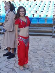 Seductive Orient Belly Dance Girl (Superoperater hero) Tags: 2012 berbagrozdja daniberbe predstava putovanja smederevo smederevskajesen smederevskatvrdjava srbija tvrdjava vasar